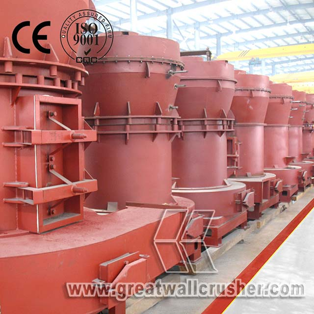 High pressure grinding mill for sale Chile